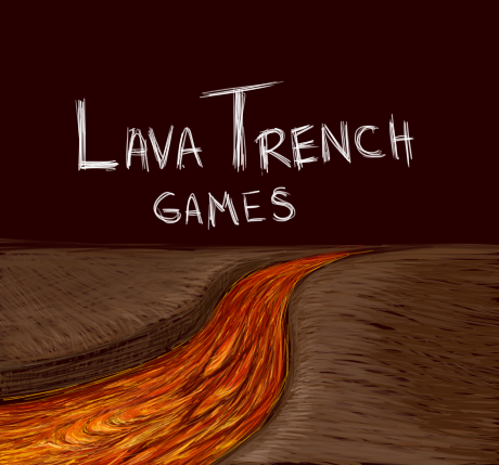LavaTrench Games Logo